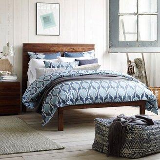 west elm Stria Bed Set