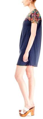 Jet Set Star Mela Ina Embroidered Dress