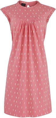 People Tree Orla Kiely smock dress