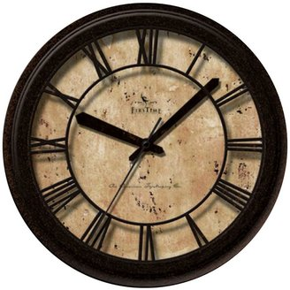 Tobias Firstime classic wall clock