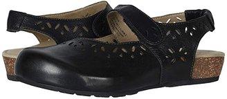 Aetrex Cheryl Mary Jane (Black) Women's Maryjane Shoes