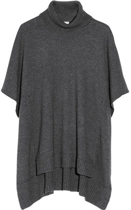 MICHAEL Michael Kors Wool and cashmere-blend turtleneck sweater