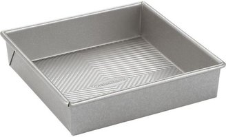 Crate & Barrel Pro Line Nonstick Square Cake Pan.