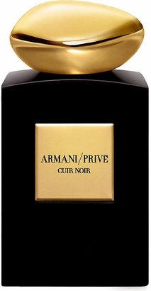 Giorgio Armani Privé Cuir Noir eau de parfum intense 100ml