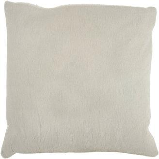 Barneys New York Solid Pony Cushion