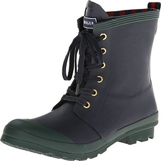Tommy Hilfiger Women's Renegade Rainboot $39.95 thestylecure.com