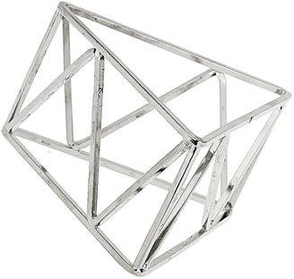 Topshop Cutout Triangle Bangle