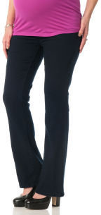 Motherhood American Star Petite Secret Fit Belly® Super Stretch Curvy Boot Maternity Jeans