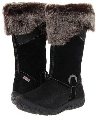 Garvalin Kids 121813 (Toddler/Little Kid/Big Kid) (Black) - Footwear