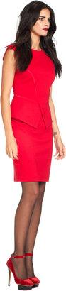Ted Baker Evvie Dress Red
