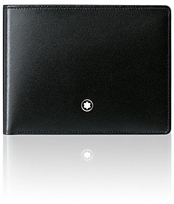 Montblanc Meisterstuck Leather Wallet 6cc