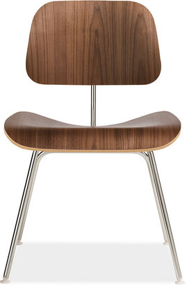 Room & Board Eames® Molded Plywood Dining Chair with Metal Legs