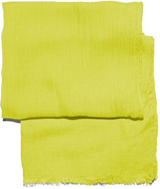 Vince Camuto Bright Solid Oblong Scarf