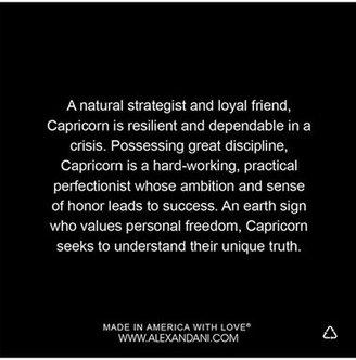 Alex and Ani 'Capricorn' Adjustable Wire Bangle