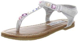 Steve Madden Tgroom Jeweled Sandal (Toddler/Little Kid)
