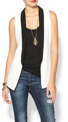 Juicy Couture Tinley Road Tuxedo Vest