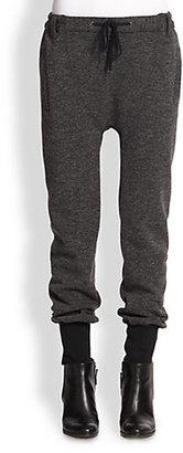 Nicholas K Orson Dropped-Rise Track Pants