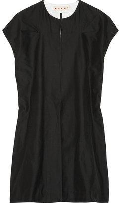 Marni Cotton-blend twill coat
