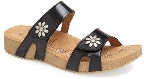 Women's Josef Seibel 'Tonga 04' Sandal $124.95 thestylecure.com