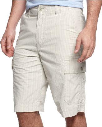 Calvin Klein Jeans Calvin Klein Shorts, Striped Cargo
