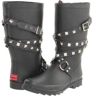 Chooka Moto (Black) - Footwear