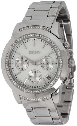 DKNY Tribeca NY8587 (Silver/Mother Of Pearl) - Jewelry