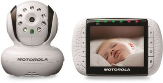 Motorola MBP36 Digital Video Baby Monitor with 3.5-Inch Color LCD Screen