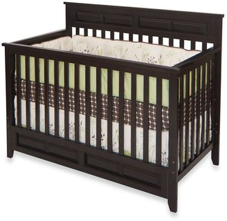 Child Craft Logan 4-in-1 Convertible Crib in Jamocha