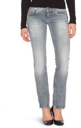 G Star G-Star Women's Attacc Straight Comfort Jean in Blue