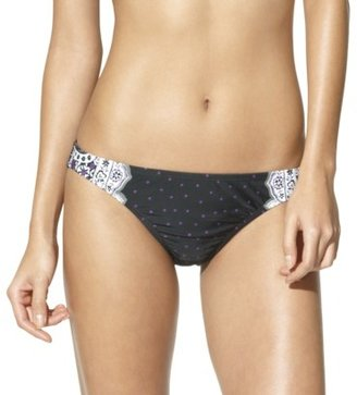 Converse One Star® Women's Paisley Print Swim Scoop Bottom - Multicolored