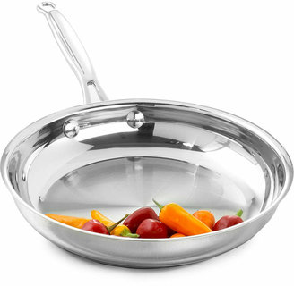 """Cuisinart Chef's Classic Stainless Steel 10"""" Skillet"""