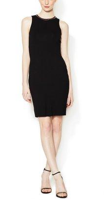 Cynthia Steffe Aleena Jersey Embellished Dress