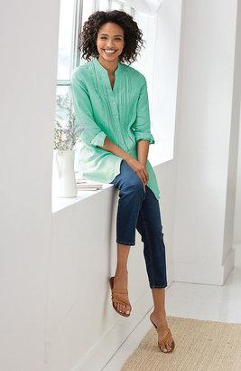 J. Jill Braided thong sandals