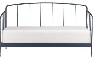Crate & Barrel Rory Blue Daybed.