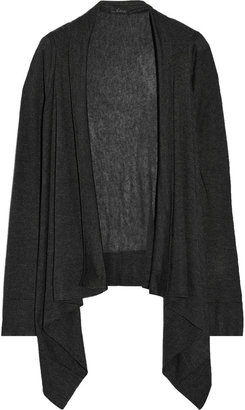 Line The Clark modal and cashmere-blend cardigan
