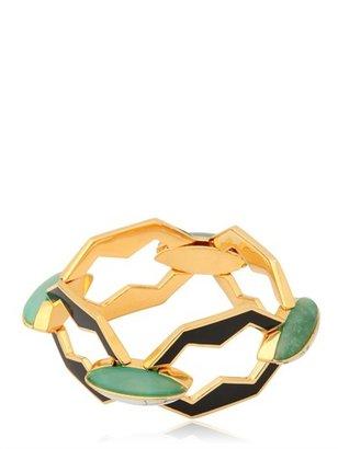 Eddie Borgo Peaked Link Bracelet