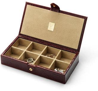 Aspinal of London Men's Cufflink Box