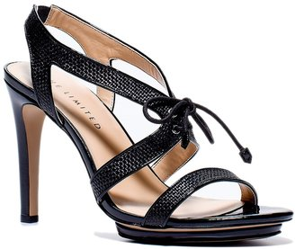 The Limited Lace-Up High-Heel Sandals
