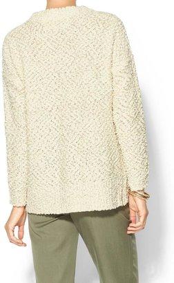 Rachel Zoe Pink Martini Joey Sweater