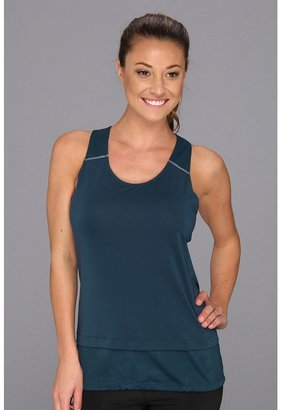 Lucy Victory Lap Singlet (Reflecting Pond) - Apparel