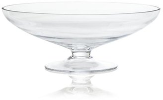 Crate & Barrel Anna Footed Bowl