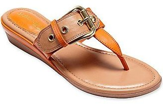JCPenney St. John's Bay® Boga Thong Sandals w/ Buckle