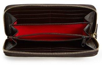 Dooney & Bourke 'Large' Zip Around Wallet