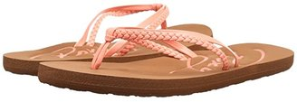 Roxy Cabo (Peaches) Women's Sandals