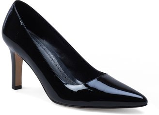 Brooks Brothers Patent Leather Classic Pumps
