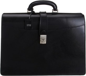 Barneys New York Framed Briefcase