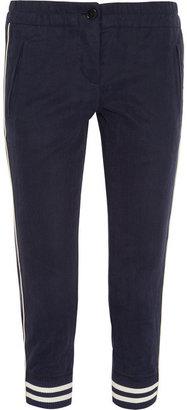Etoile Isabel Marant Anastasie cotton-blend tapered pants