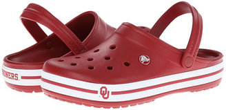 Crocs Crocband Collegiate Clogs