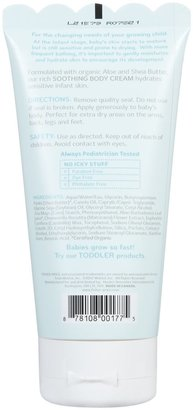 Fisher-Price Soothing Body Cream