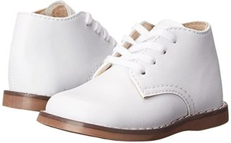 FootMates Todd 3 (Infant/Toddler) (White) Kids Shoes